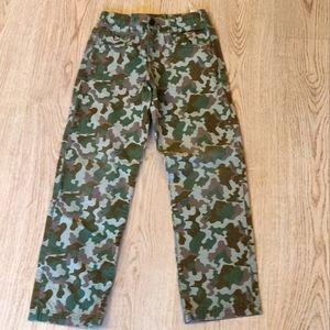 US Polo Assn Camuflage Jeans, 8-9 years